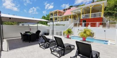Appartement Sunshayn Escapade à Gosier - Guadeloupe