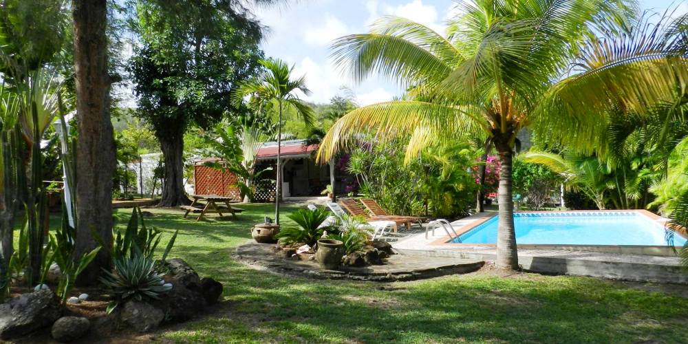 Jardin De L Ocean En Martinique